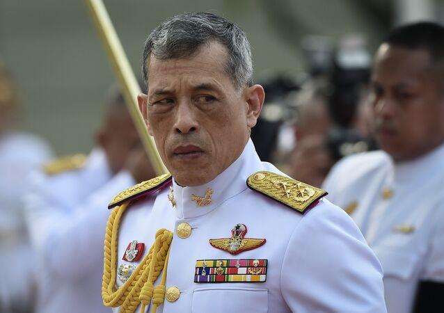 Tayland Kralı