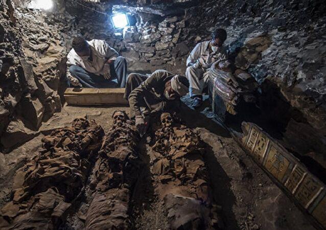 Luksor - Antik mezar