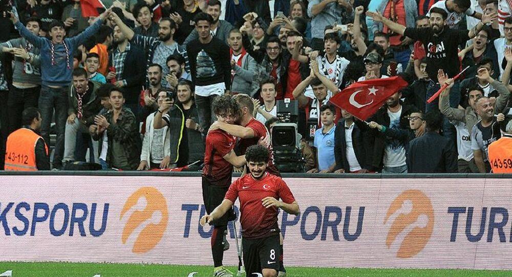 Türkiye Milli Ampute Futbol Takımı