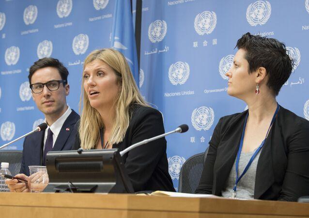 Nükleer Silahların İmha Edilmesi Kampanyası (ICAN) Direktörü Beatrice Fihn