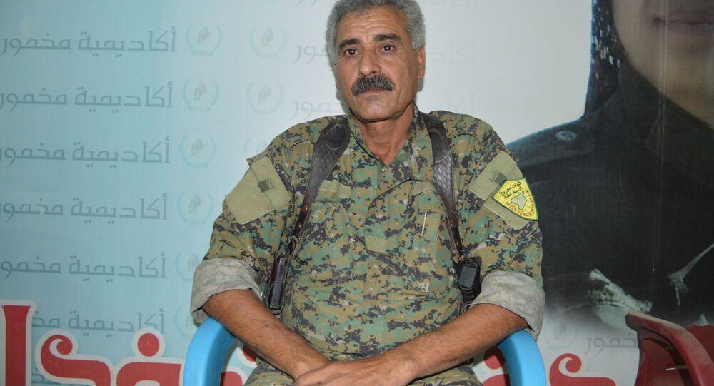 DSG Dış İlişkiler Sorumlusu Abdulaziz Yunus