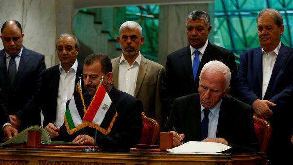 Hamas, Fetih, anlaşma - Sputnik Türkiye