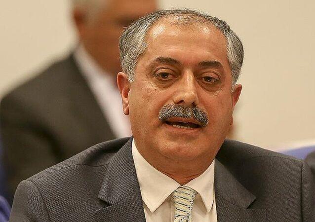 HDP Diyarbakır Milletvekili Nimetullah Erdoğmuş