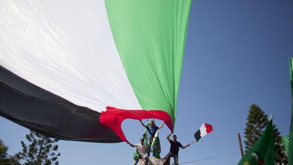 Fetih-Hamas uzlaşısı - Sputnik Türkiye
