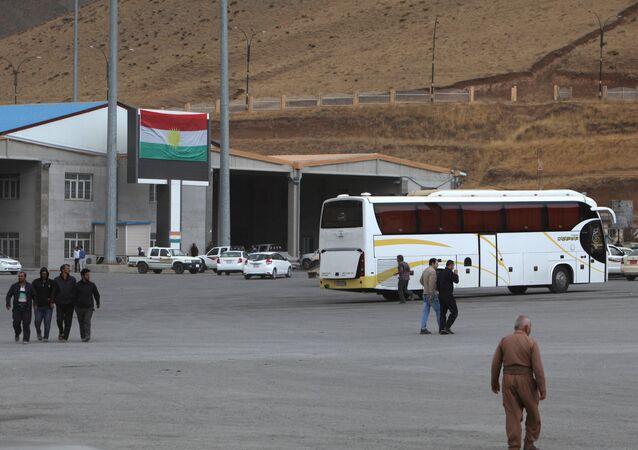 İran ile IKBY arasındaki Hacı Omeran Sınır Kapısı
