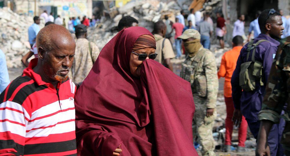 Somali - Mogadişu
