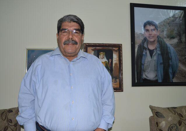 Eski PYD Eş Başkanı Salih Müslim