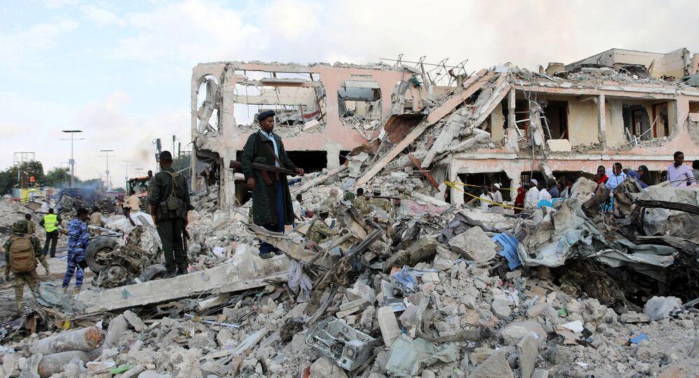 Somali'de saldırı