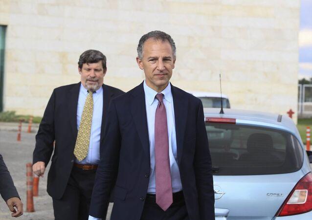 ABD Dışişleri Bakanlığı Avrupa ve Avrasya İşlerinden Sorumlu Müsteşar Yardımcısı Jonathan Cohen