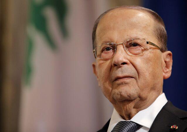 Mişel Avn - Michel Aoun