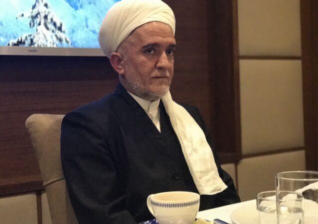 Tacikistan Baş Müftüsü Said Mukarrem Abdulkadirzade
