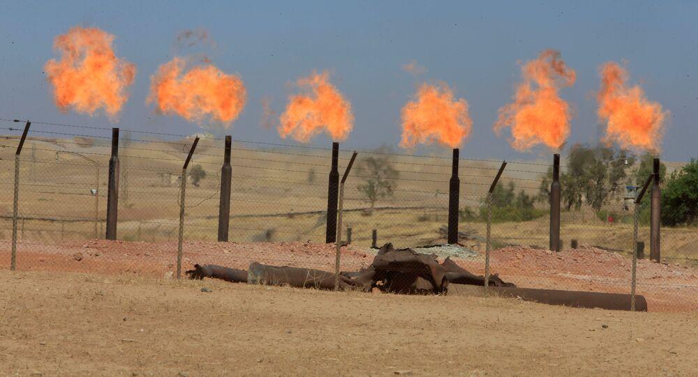 Kerkük petrol sahaları