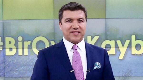 İsmail Küçükkaya - Sputnik Türkiye