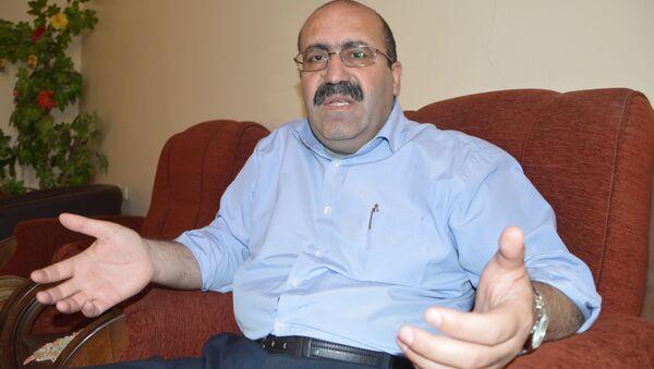 PYD yeni Eşbaşkanı Şahoz Hasan - Sputnik Türkiye