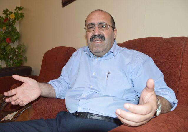 PYD yeni Eşbaşkanı Şahoz Hasan