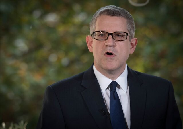 İngiliz İç İstihbarat Servisi (MI5) Müdürü Andrew Parker