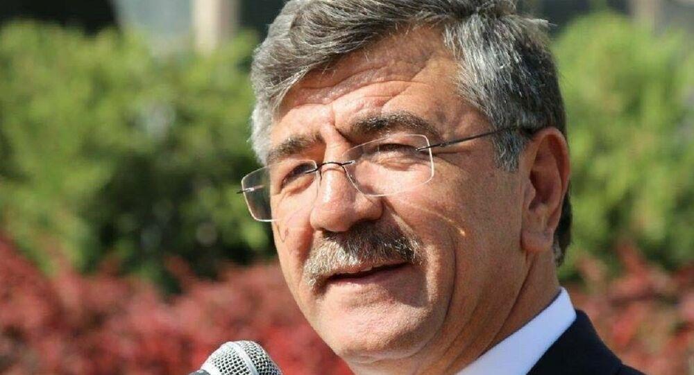 AK Partili Niğde Belediye Başkanı Faruk Akdoğan