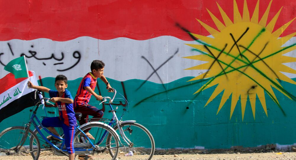 Irak- IKBY