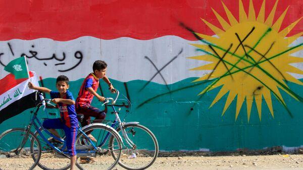 Irak- IKBY - Sputnik Türkiye