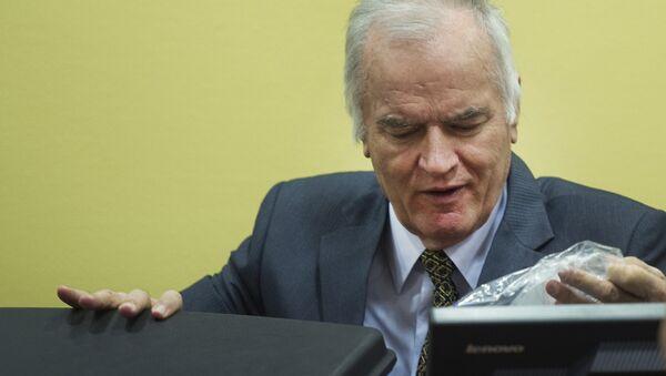 'Bosna Kasabı' Ratko Mladiç - Sputnik Türkiye