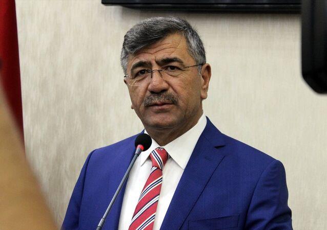 Niğde Belediye Başkanı Faruk Akdoğan