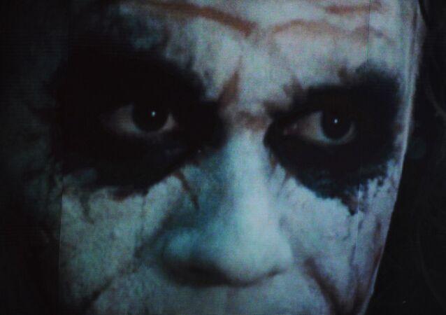 Heath Ledger-Joker