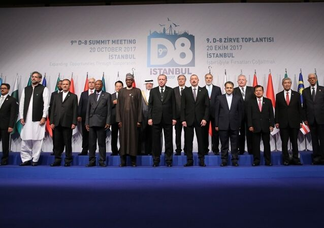 D-8 Ekonomik İşbirliği Örgütü 9. Zirvesi