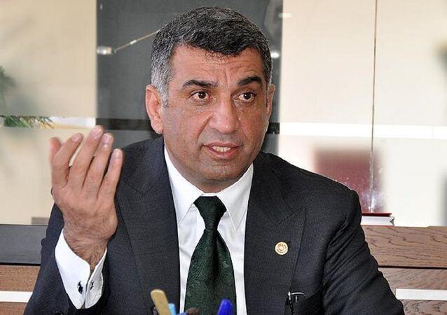 CHP Tunceli Milletvekili Gürsel Erol