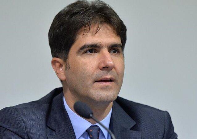 Ortadoğu Stratejik Araştırmalar Merkezi (ORSAM) Başkanı Şaban Kardaş