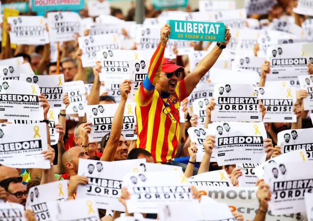 Barcelona - Katalonya