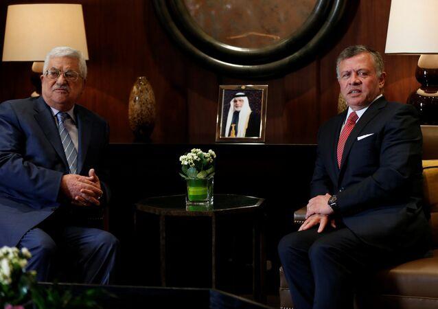 Mahmud Abbas - Kral 2. Abdullah