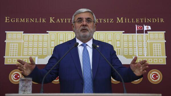 AK Parti İstanbul Milletvekili Mehmet Metiner - Sputnik Türkiye