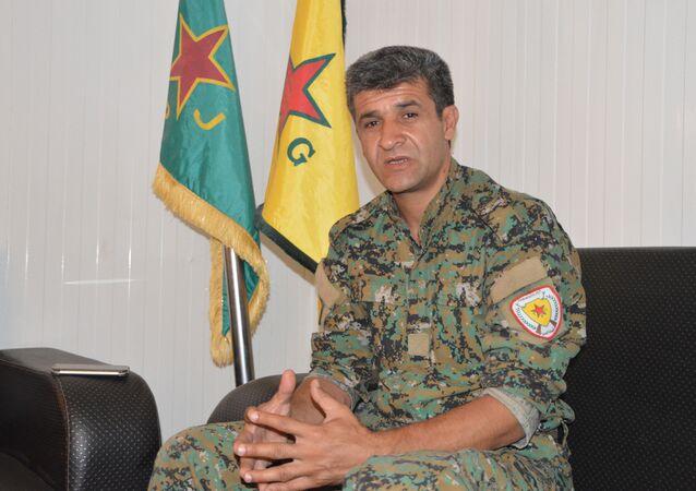 YPG Sözcüsü Nuri Mahmud