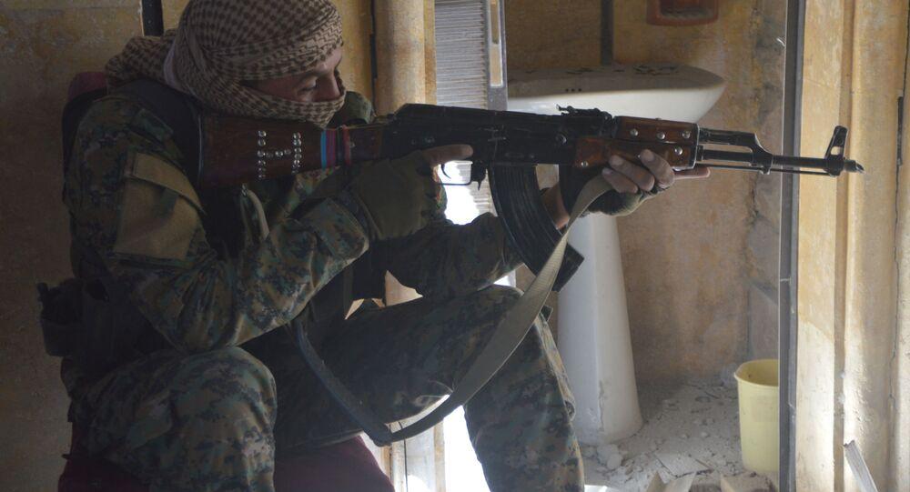 DSG savaşçısı