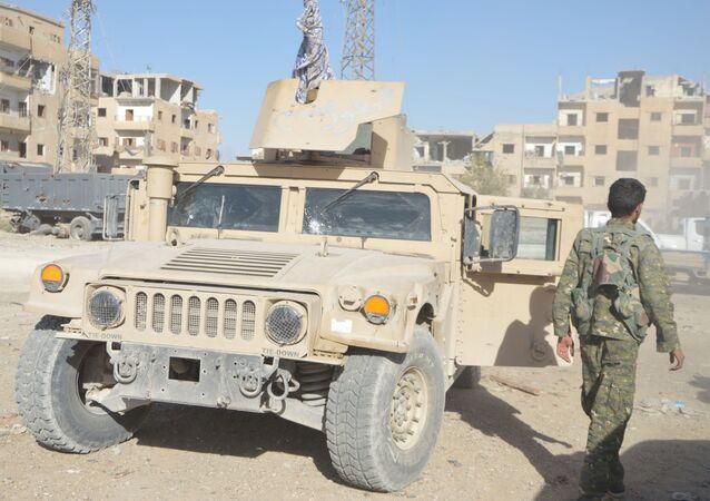 DSG zırhlı araçları