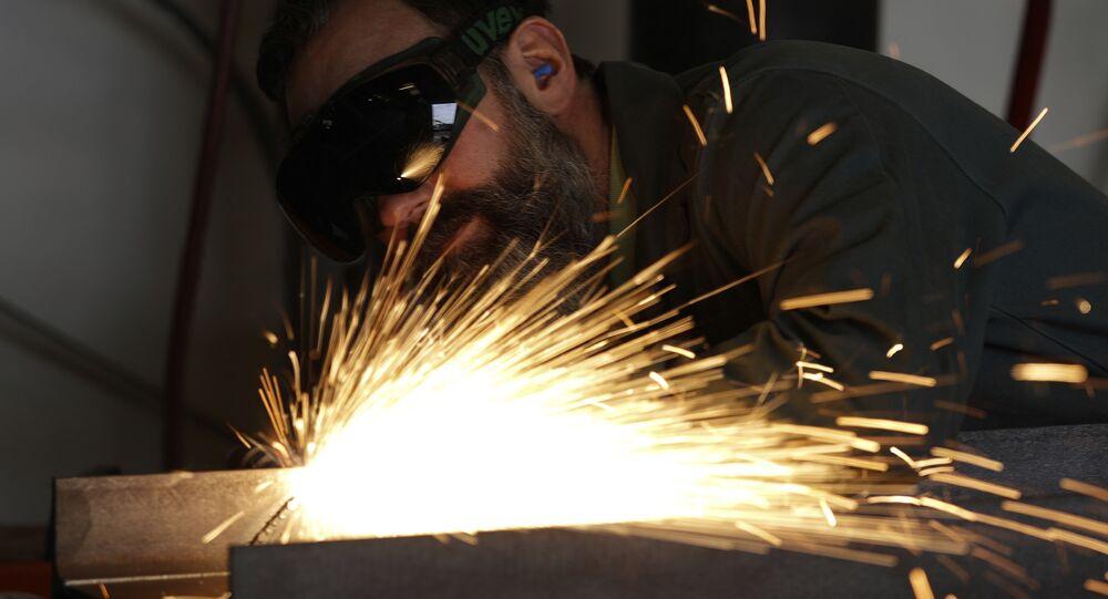 Çelik-işçi