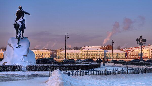 St. Petersburg'un mistik yerleri - Sputnik Türkiye