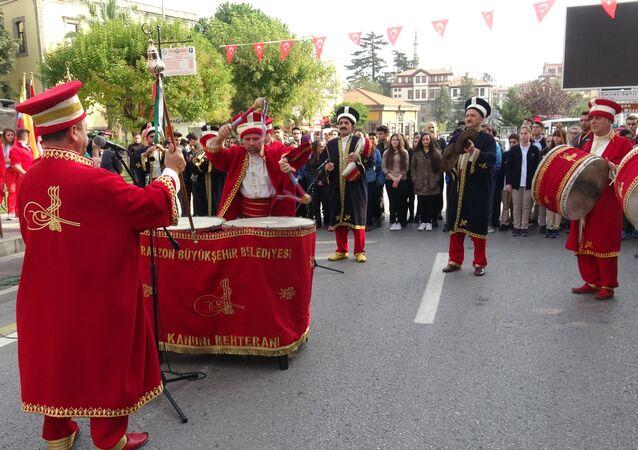 Trabzon'da fetih yıldönümü kutlamaları