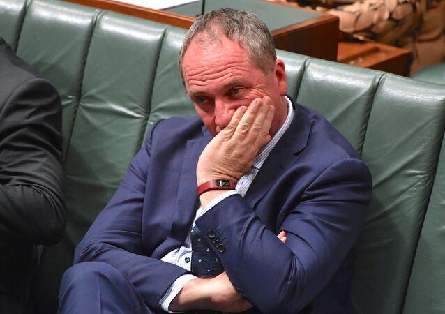 Avustralya Başbakan Yardımcısı Barnaby Jones