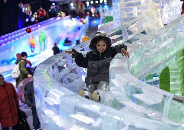 Wuhan'daki 'Buz Krallığı'