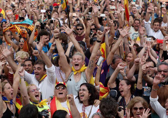 Katalonya-Bağımsızlık