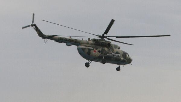 Mi-8 helikopter - Sputnik Türkiye