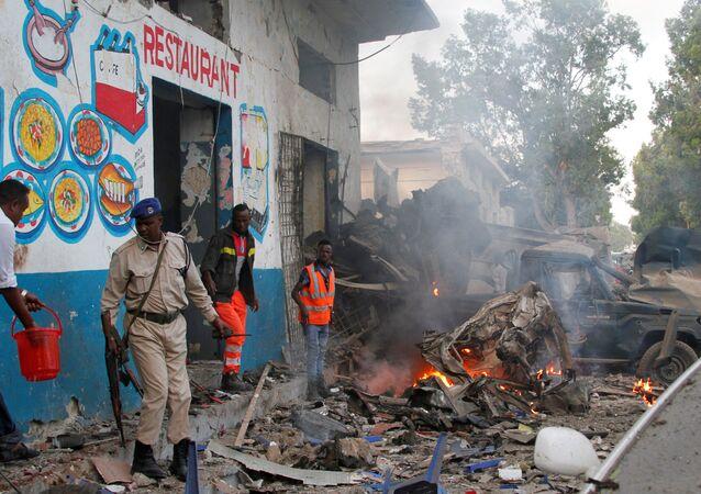 Somali - saldırı