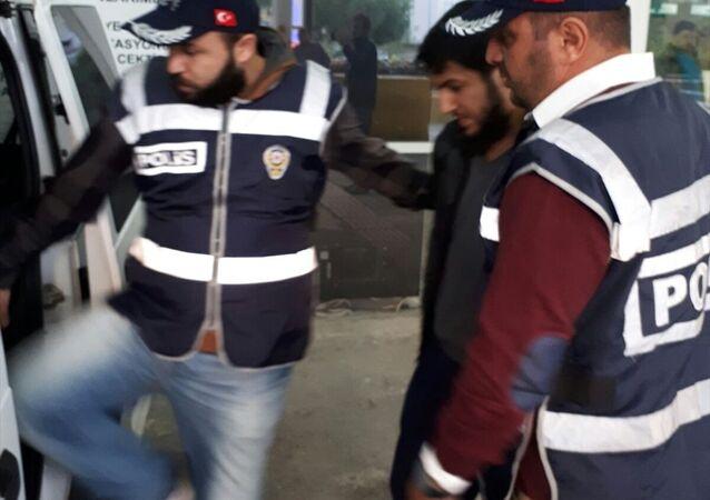 İzmir-IŞİD operasyonu