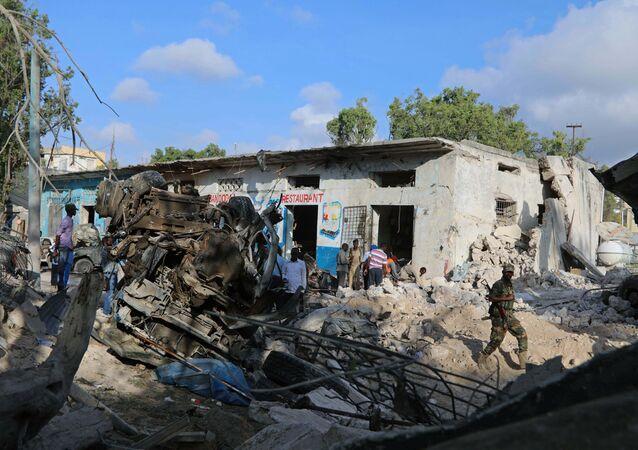 Somali-bombalı saldırı