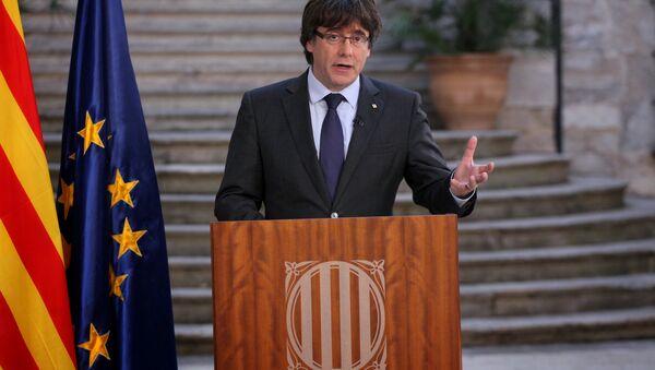 Carles Puigdemont - Sputnik Türkiye