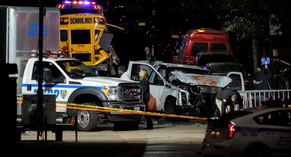 New York'ta terör saldırısı