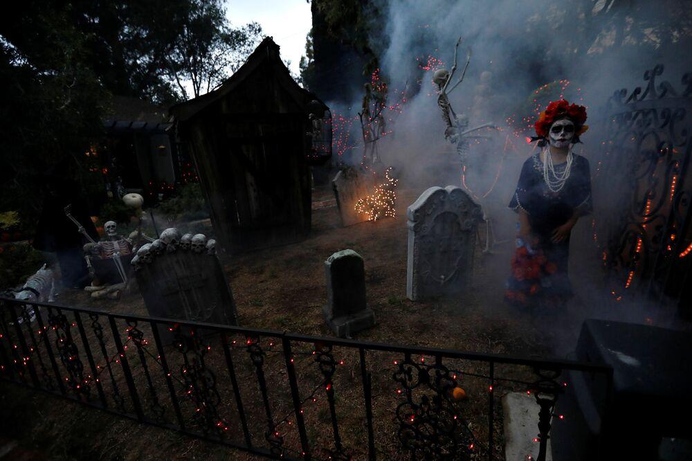 Cadılar Bayramı - ABD - 2017