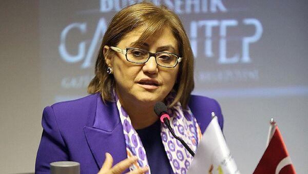 Fatma Şahin - Sputnik Türkiye
