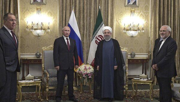 Putin - İran - Sputnik Türkiye